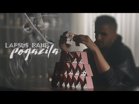 LAPSUS BAND - POGAZILA (OFFICIAL VIDEO) 4K