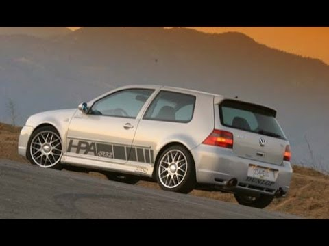 Gran Turismo 6 - HPA Golf R32 REVIEW