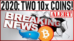 TWO COINS THAT WILL 10x! - PUMP PHENOMENON! - ALTCOIN BUY SIGNALS! - TROUBLE FOR 2 MAJOR CRYPTO'S!