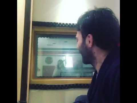 Ivan Lualdi-Tenore-Ah Mes Amis-studio di registrazione- Ars music-