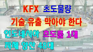 KFX 인도네시아와 차세대 전투기사업을 계속해야 하나?…