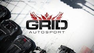 "GRID Autosport | ""Announcement"" Gameplay Trailer | EN"