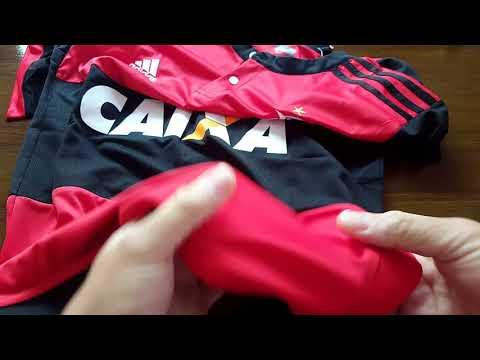 Camisa do Flamengo Home 2017 2018