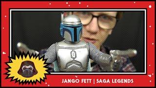 Jango Fett | Star Wars: Saga Legends | HD Review