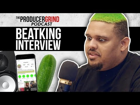 Beatking Talks Rapping On Your Own Beats, Getting IG Famous, Not Needing Placements + More