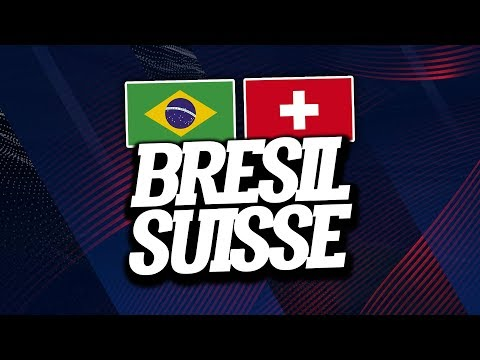 BRESIL - SUISSE (1-1) // Live Reaction & Commentaire - ClubHouse