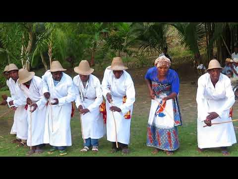 Comorian dance from village of Moheli