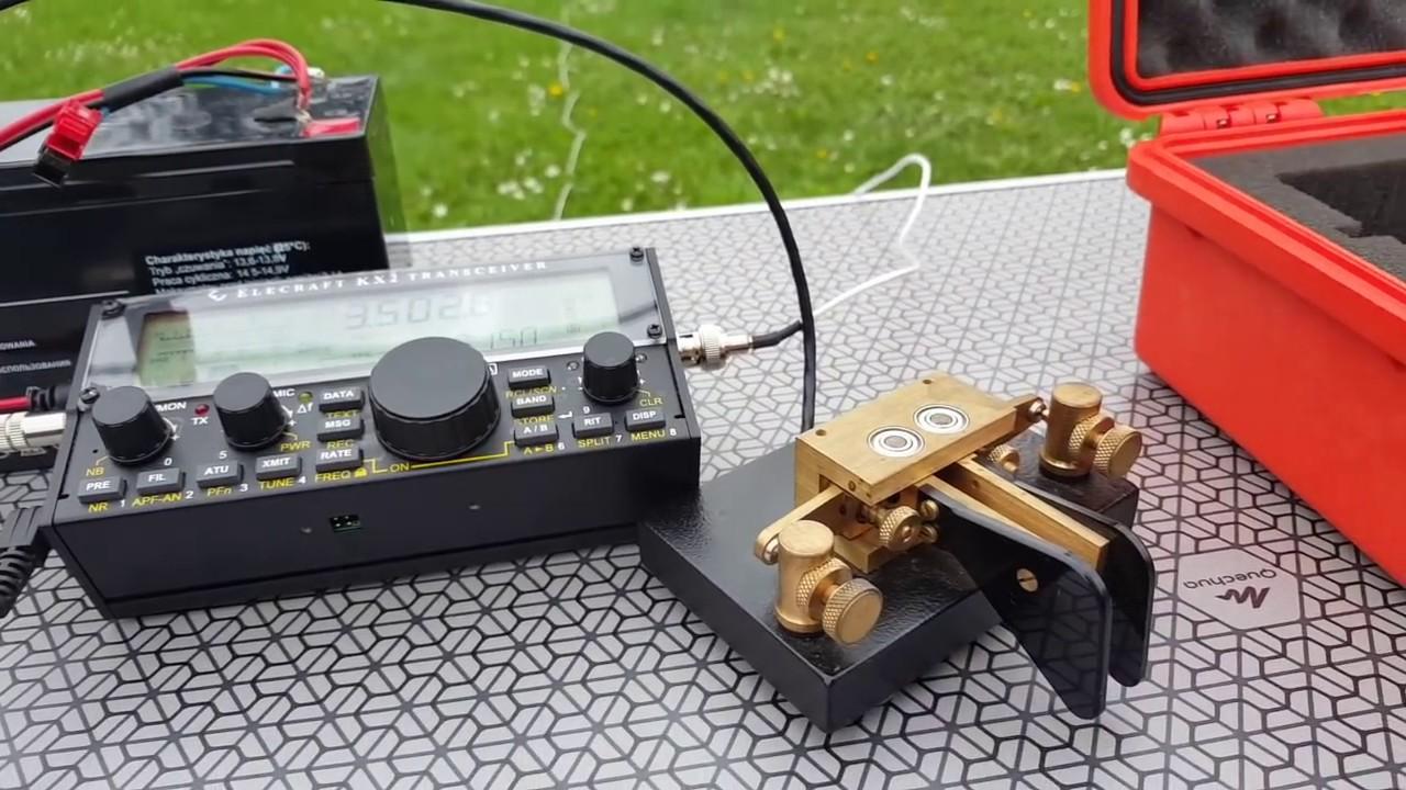 The QRP End-Fed Half-Wave Antenna 49:1 Transformer | Indiegogo