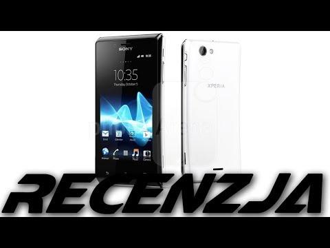 Sony XPERIA J - ST26i - Android 4.1.2 Jelly Bean [RECENZJA]