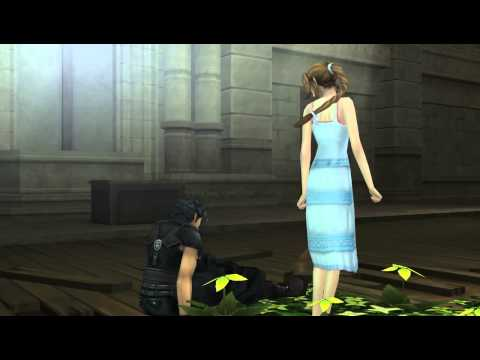Crisis Core: FFVII - Zack meets Aerith HD