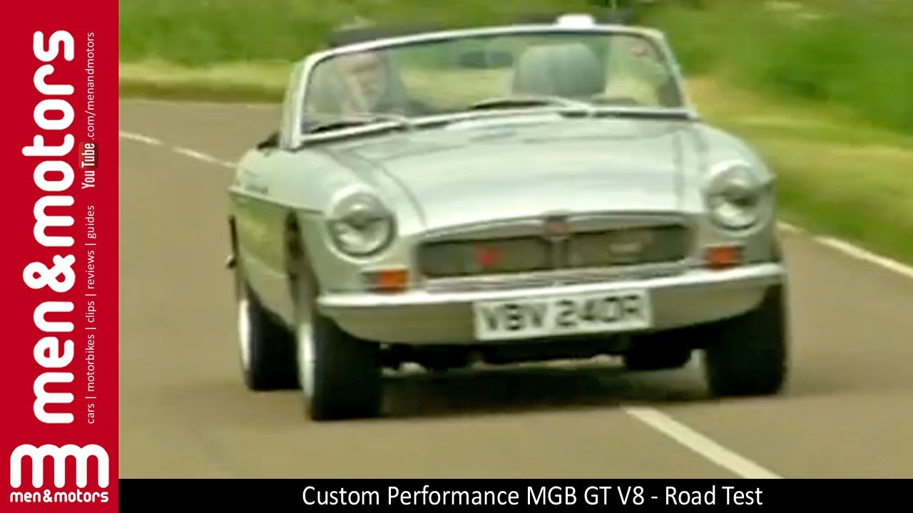 Custom Performance MGB GT V8 - Road Test