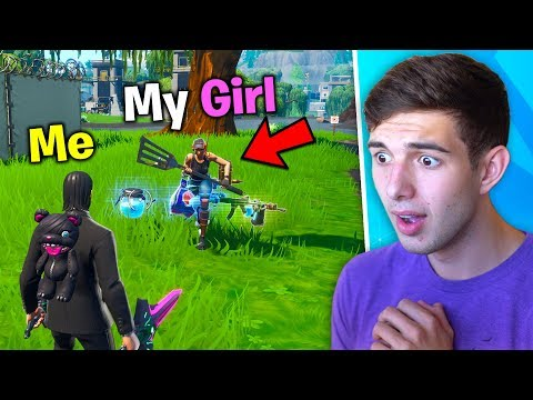 BAD NEWS about My Fortnite Girlfriend..