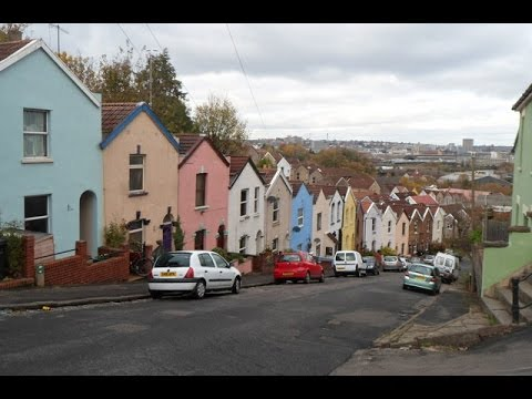 The Sunday Times name Totterdown and Redland the best places to live in Bristol