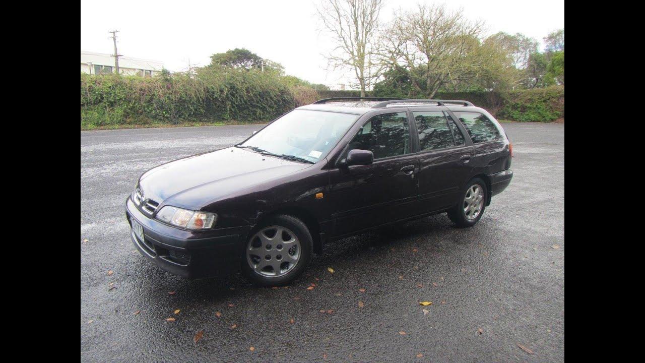 1998 Nissan Primera Station Wagon 1 Reserve Cash4carscash4cars Subaru Legacy Fuse Box Sold Youtube