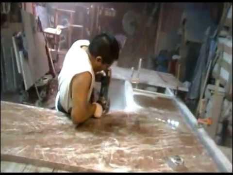 Cortadora priedrita marmol efrain quito maquina en - Como cortar marmol encimera ...