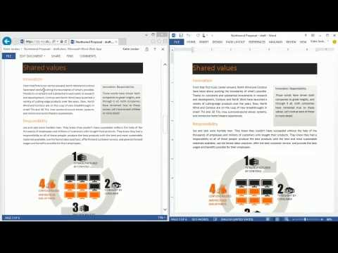 Word Web App - High Fidelity Viewing