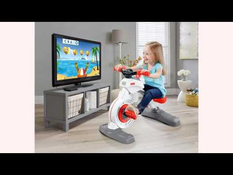 fisher price smart cycle hook up