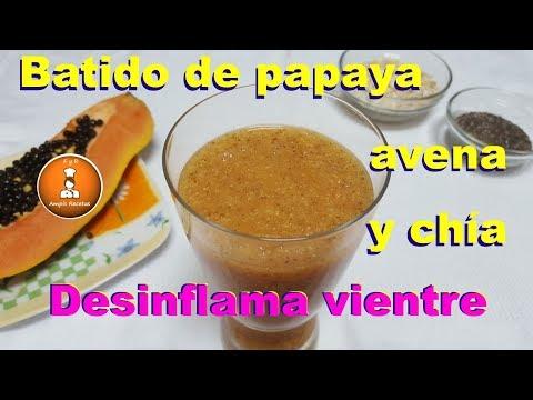 batido-de-papaya,-avena-y-semillas-de-chía/fyrampisrecetas