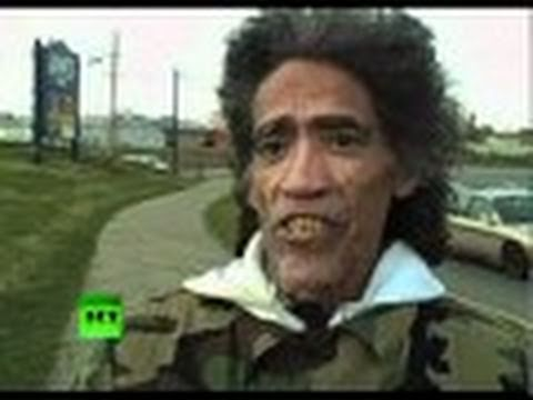 RE:Homeless man w:golden radio voice in Columbus, OH.Ted Williams..Janey