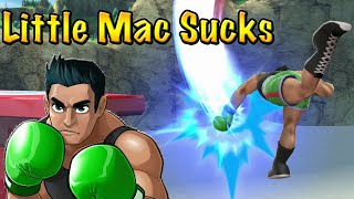 Little Mac Sucks - A Little Mac Getting Rekt Montage