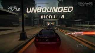 Ridge Racer Unbounded - Destruction & Takedowns [BooMMmm]