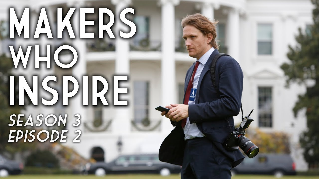Ben Baker Photographing The World S Most Powerful People