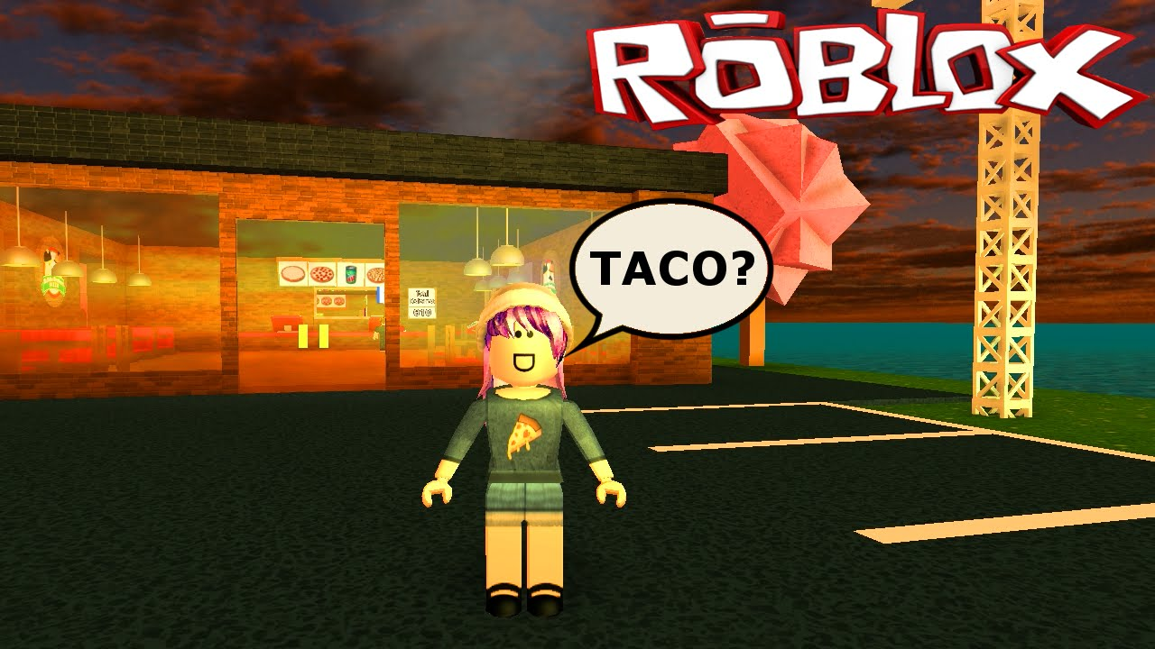 Roblox Work At A Pizza Place Roleplay Radiojh Games Youtube