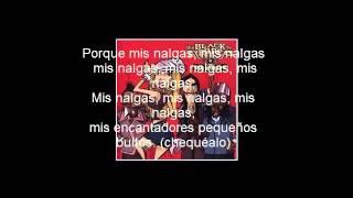 My humps  tradusida al español