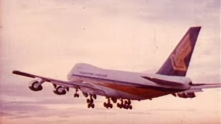 B747 - Not Just Another Jumbo   Singapore Airlines