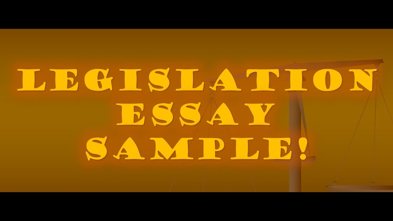 English Essays Topics Alevellaw Legislation Parliamentsovereignty Example Of A Thesis Statement In An Essay also American Dream Essay Thesis Legislation  Parliamentary Sovereignty Part Two Stepbystep Essay  Good Essay Topics For High School