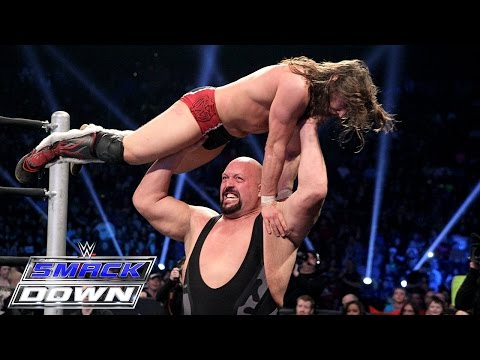 Reigns & Bryan compete in Tag Team Turmoil: Part 3: SmackDown, February 12, 2015