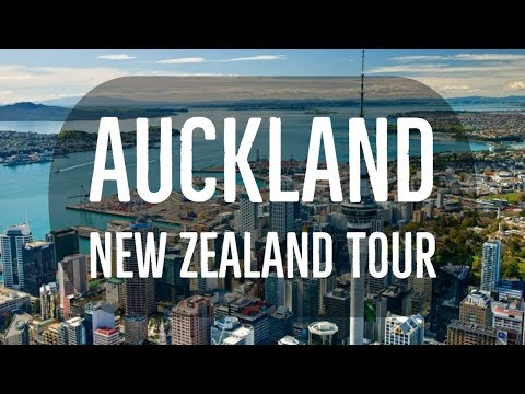 Auckland City Tour New Zealand Oceania