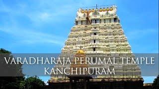 Lord Vishnu as Varadharaja Perumal - Temple - Kanchipuram