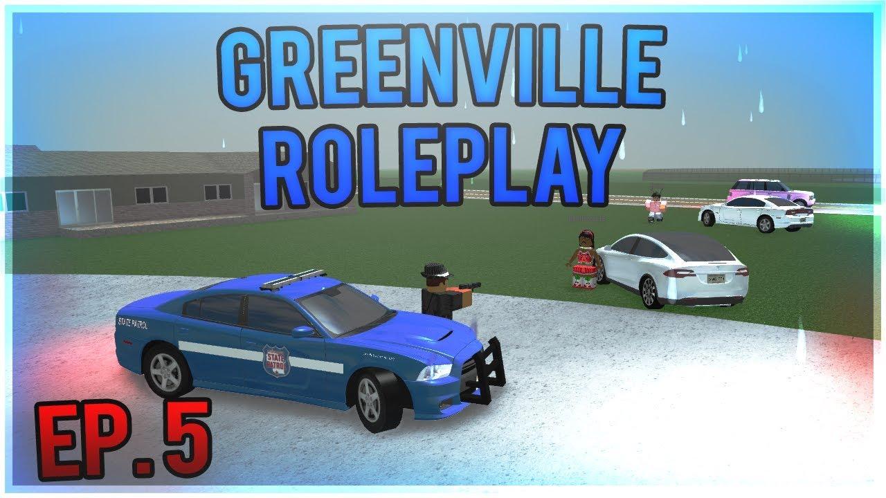 Greenville Roleplay #5 | New Lexus & Car Crash!