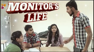 Class Monitor Qtiyapa | School Life | Expectation vs Reality - By O YEAH