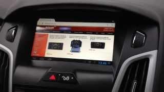 RedPower  CarPad 15150. Штатная магнитола на Android 4.1 для Ford Focus 3.(Замена штатной магнитолы Ford Focus 3 на RedPower CarPad 15150 Android 4.1., 2013-12-21T13:26:22.000Z)
