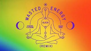 Alicia Keys - Wasted Energy ft. Diamond Platnumz, Kaash Paige (Official Visualizer) YouTube Videos