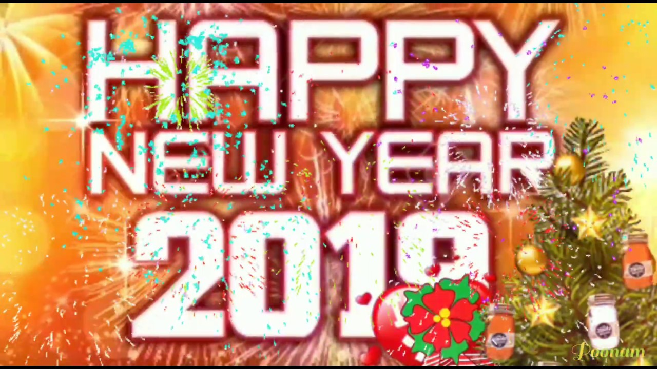happy new year wishes 2019 new whatsapp good morning status video