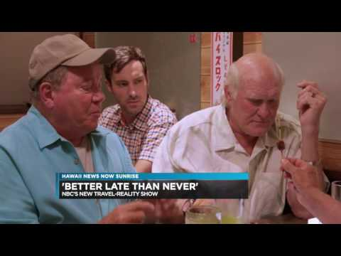 """Henry Winkler - """"Better Late Than Never"""""""