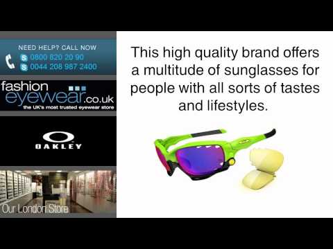 Oakley Halftrack -- How To Clean A Half-Rimmed Glasses
