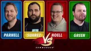 Commander VS S9E4: ??? vs ??? vs ??? vs ???