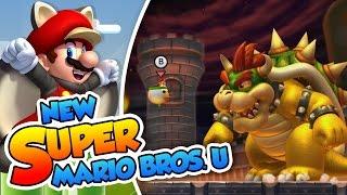 Toad no está!! | 15 | New Super Mario Bros U con @Naishys