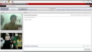 PRIMISSIMO VIDEO-chat roulette delirio