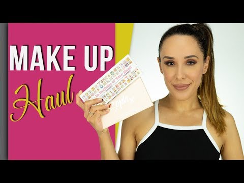MAKE UP HAUL 🌼  NYX, The Balm, L' Oreal, Revolution, Illamasqua, W7 | IOANNA SXOINA