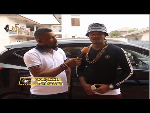 Brandon AVATAR a bimisi ba verites esalaki ba bengana Heritier Wata na Hotel na Luanda