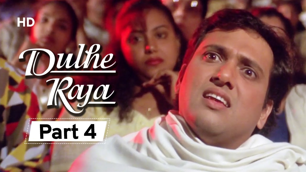 Dulhe Raja Part 4 Superhit Bollywood Comedy Movie Govinda