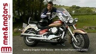 Yamaha Dragstar 650 Review - With Richard Hammond (2000)