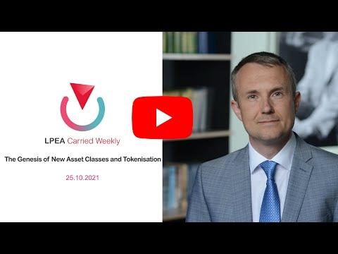 LPEA Carried Weekly - 18.10.2021 with Alexander Tkachenko, 2BE.LU