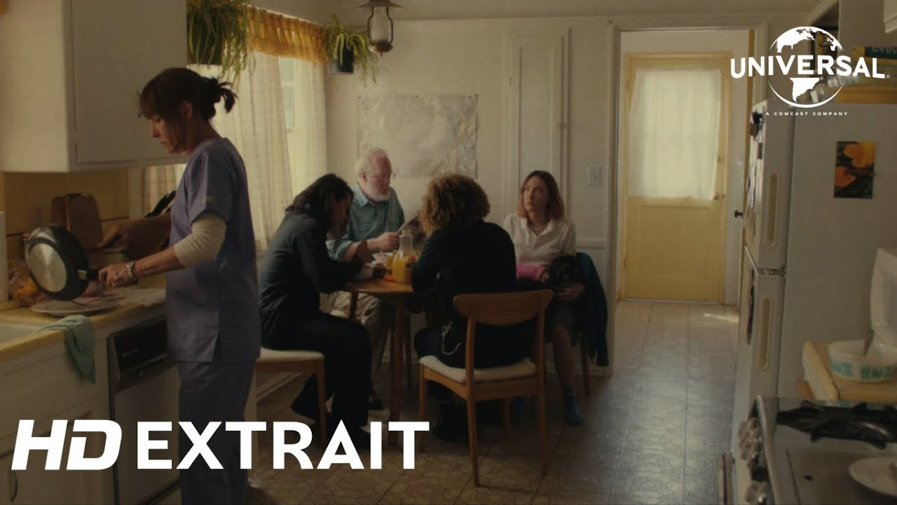 """Lady Bird / Extrait """"Petit Déjeuner En Famille"""" VF [Au cinéma le 28 février]"""
