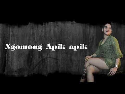 Syahiba Saufa - Ngomong Apik Apik (Official Lyric)